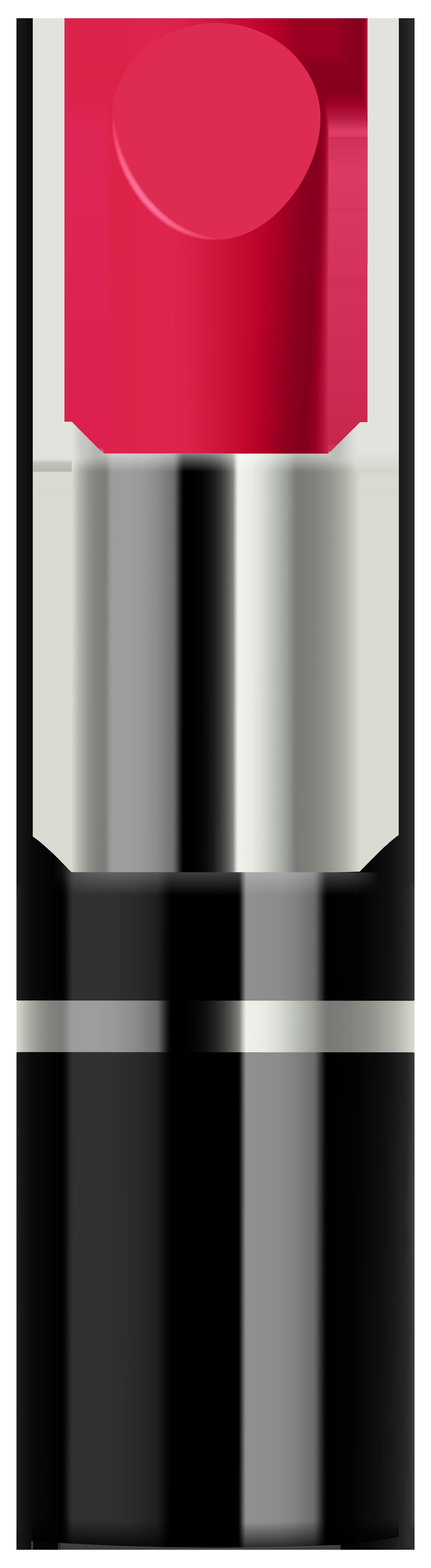 Red png clip art. Lipstick clipart transparent background