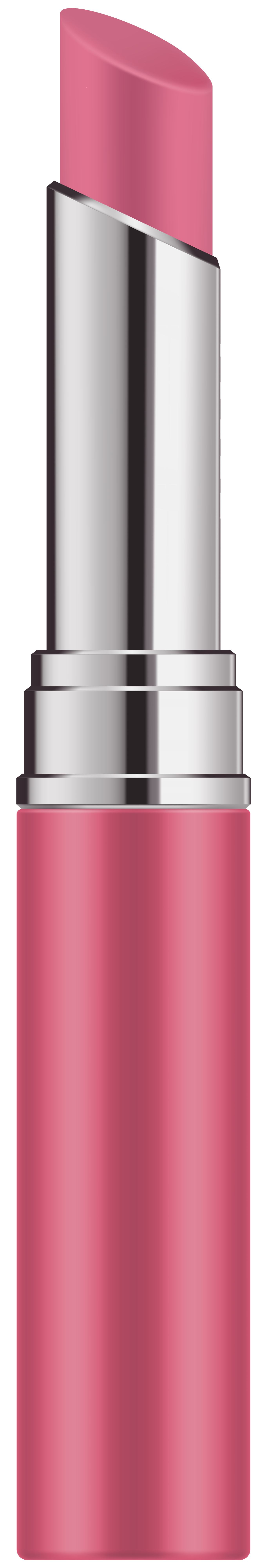 Clip art png image. Lipstick clipart pink lipstick
