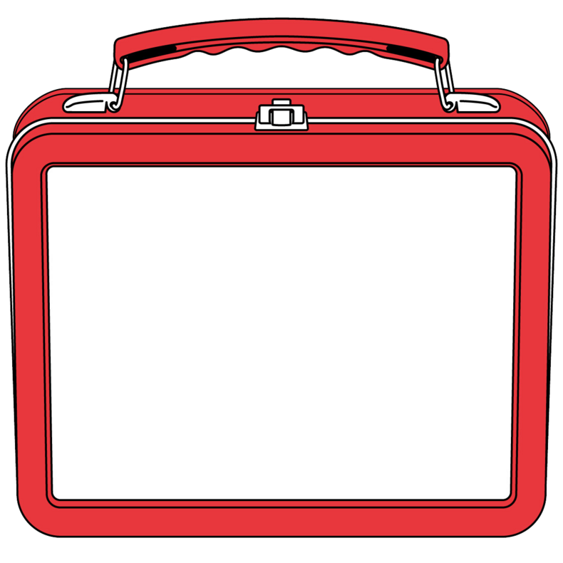 Box png transparent images. Lunchbox clipart lunch order
