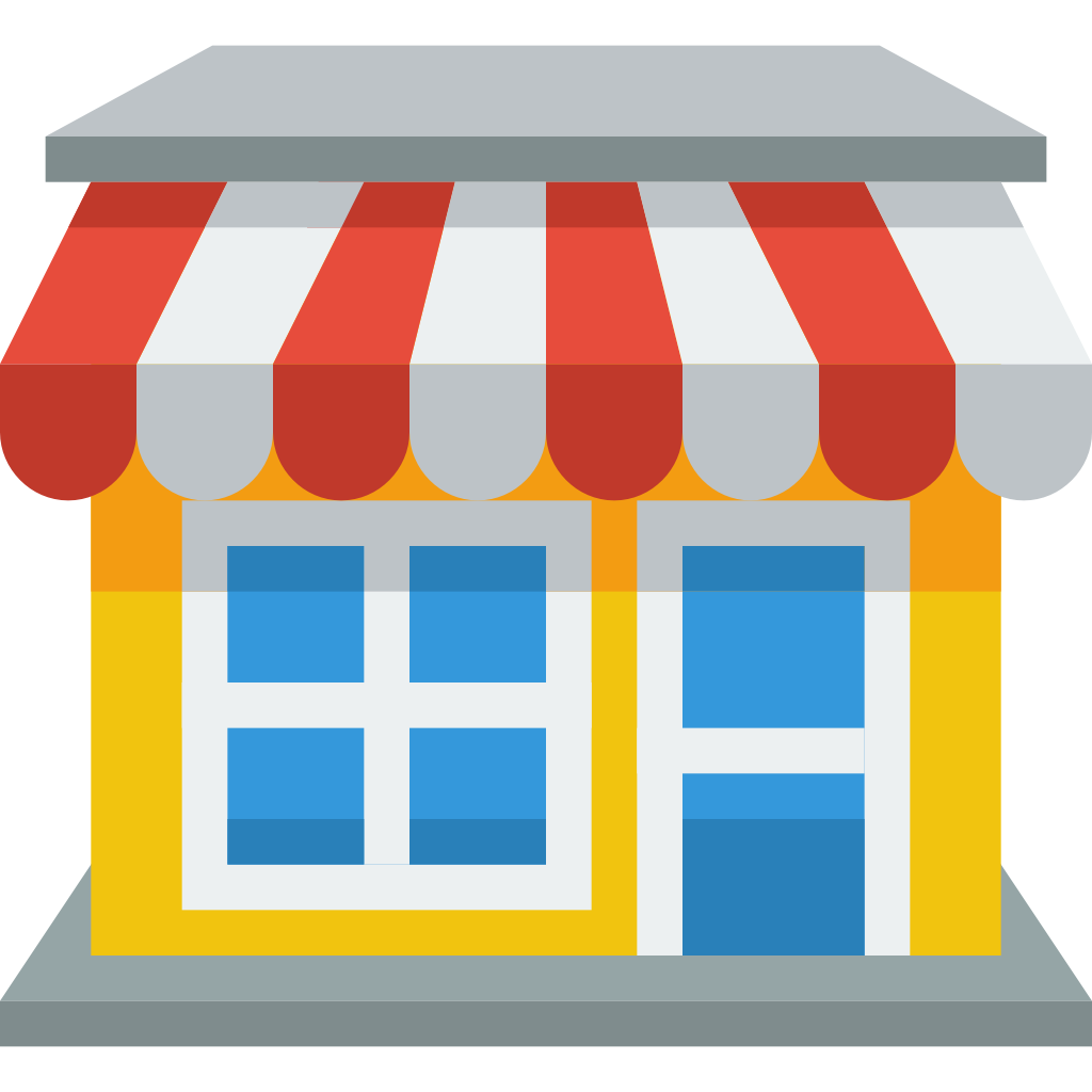 collection of shopping. Clipart images mall