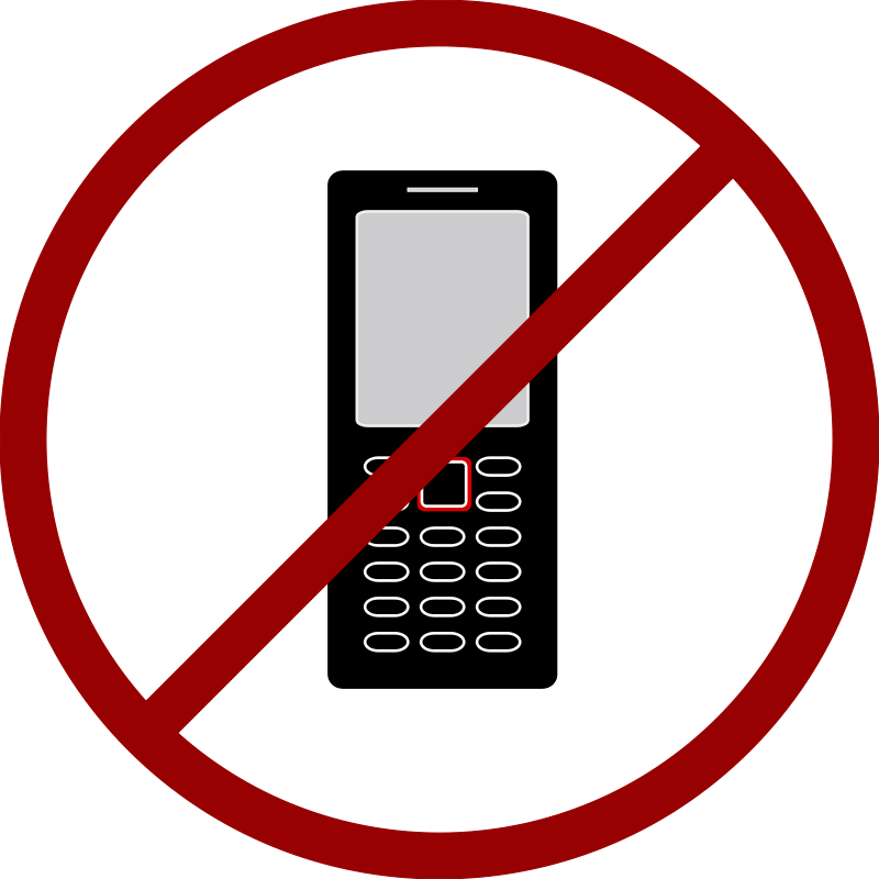Phone clipart corded phone. No cell panda free