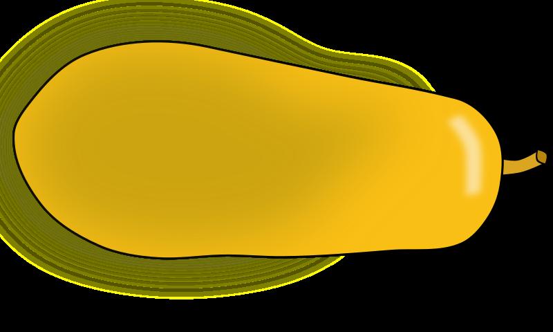 Medium image png . Orange clipart papaya