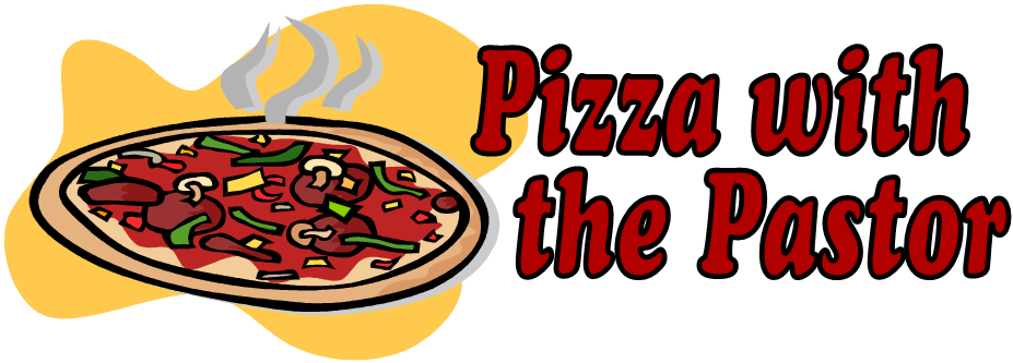 Pastor clipart family food. Pizza with the