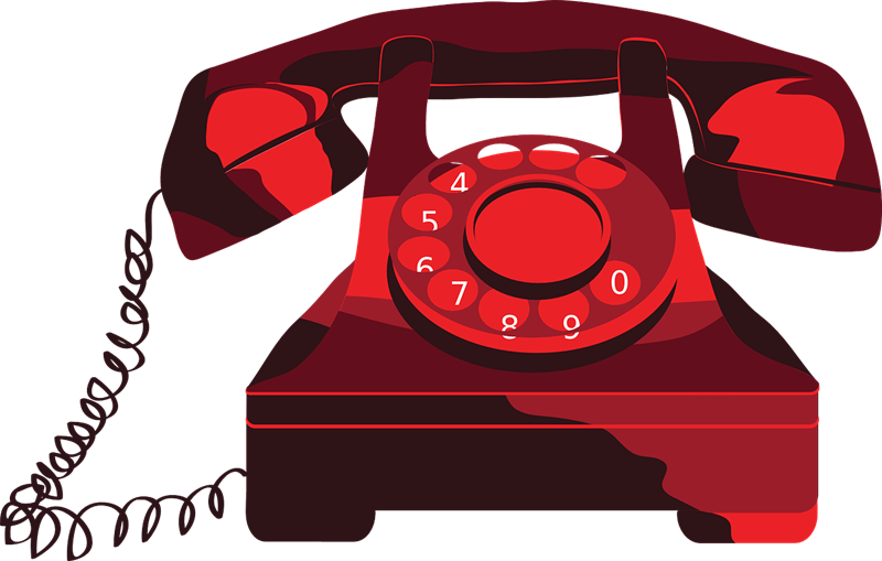 Telephone clipart hello. Phone panda free images
