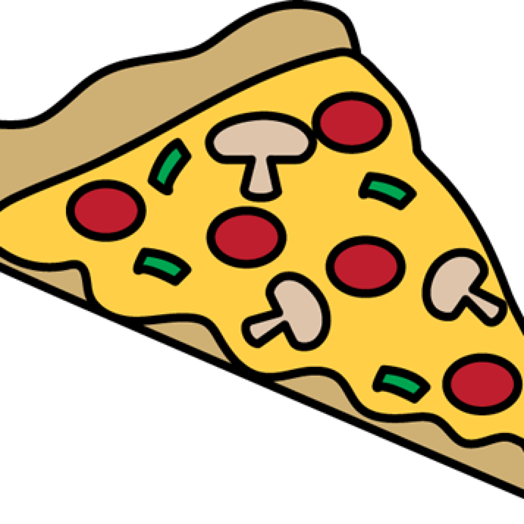 Clipart images pizza. Vector labs car hatenylo