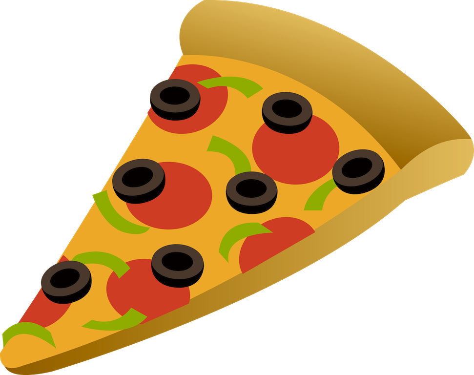 The best and worst. Pizza clipart pizza slice