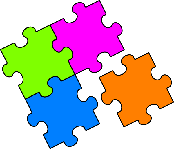Puzzle clipart animated. Images panda free clip