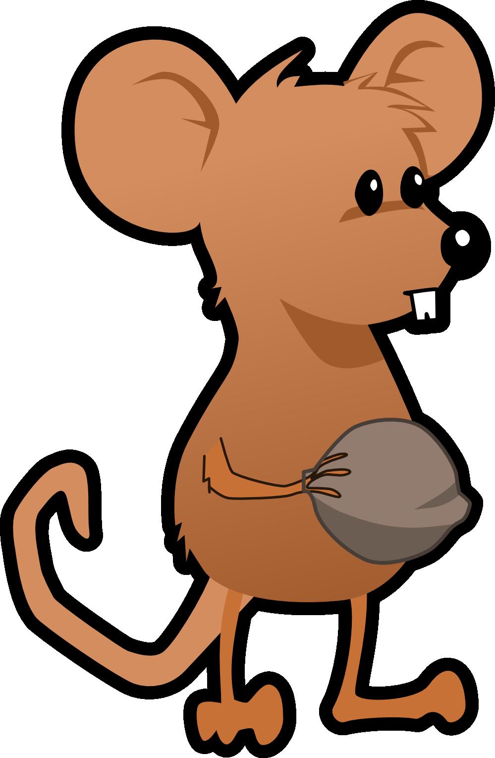 clipart rat sad rat