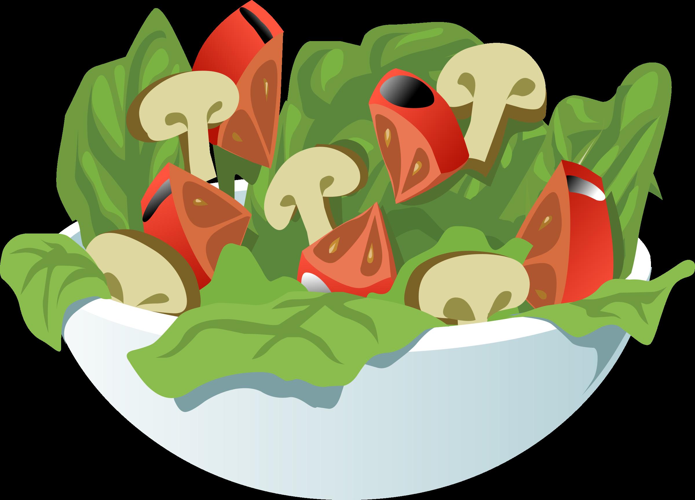 Clip art free panda. Pizza clipart salad