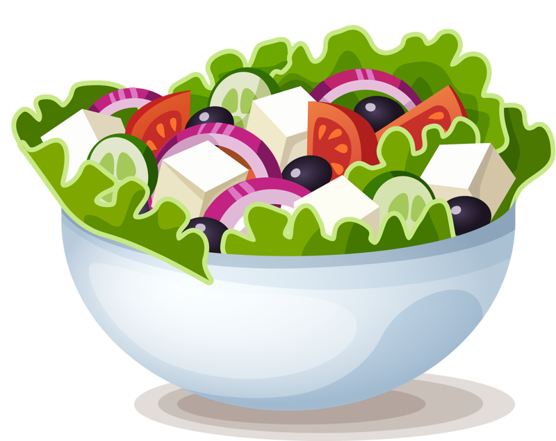 Pizza clipart salad. Cookie cliparts free download