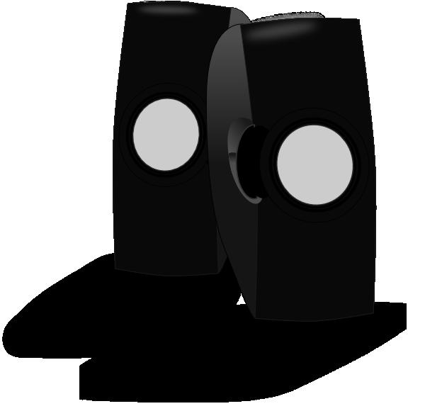 Dot clipart speaker. Speakers clip art at