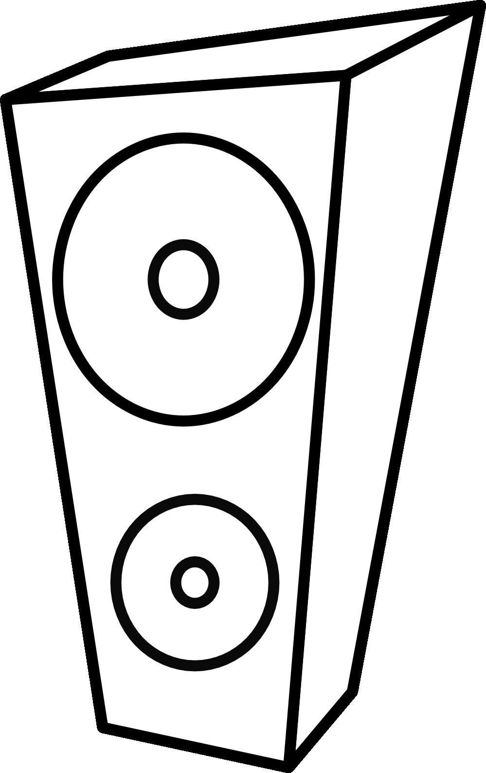 clipart images speaker