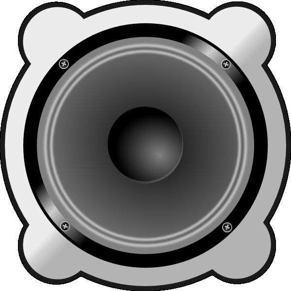 Clip art at clker. Dot clipart speaker