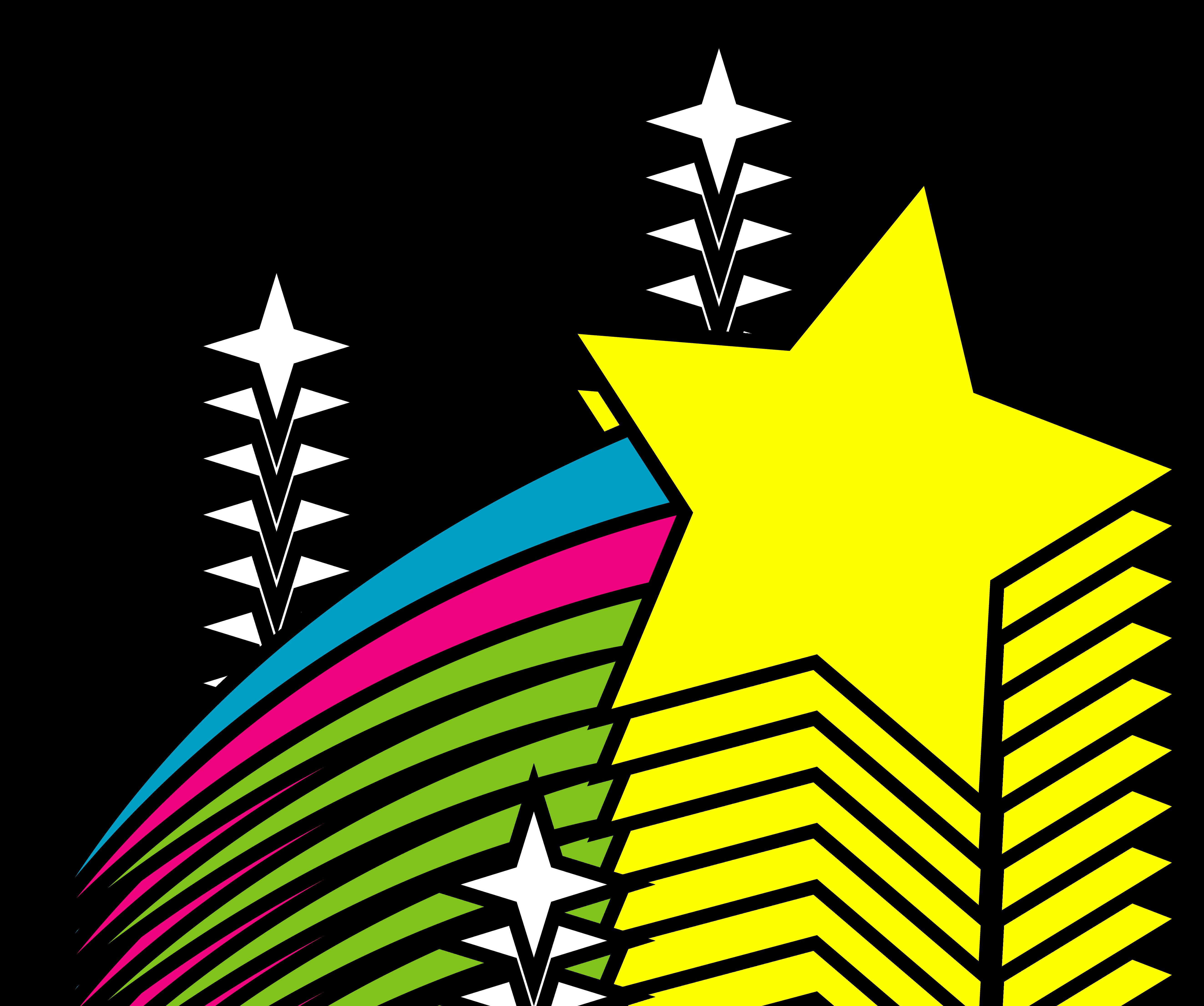 Gold clipart shooting star. Stars panda free images