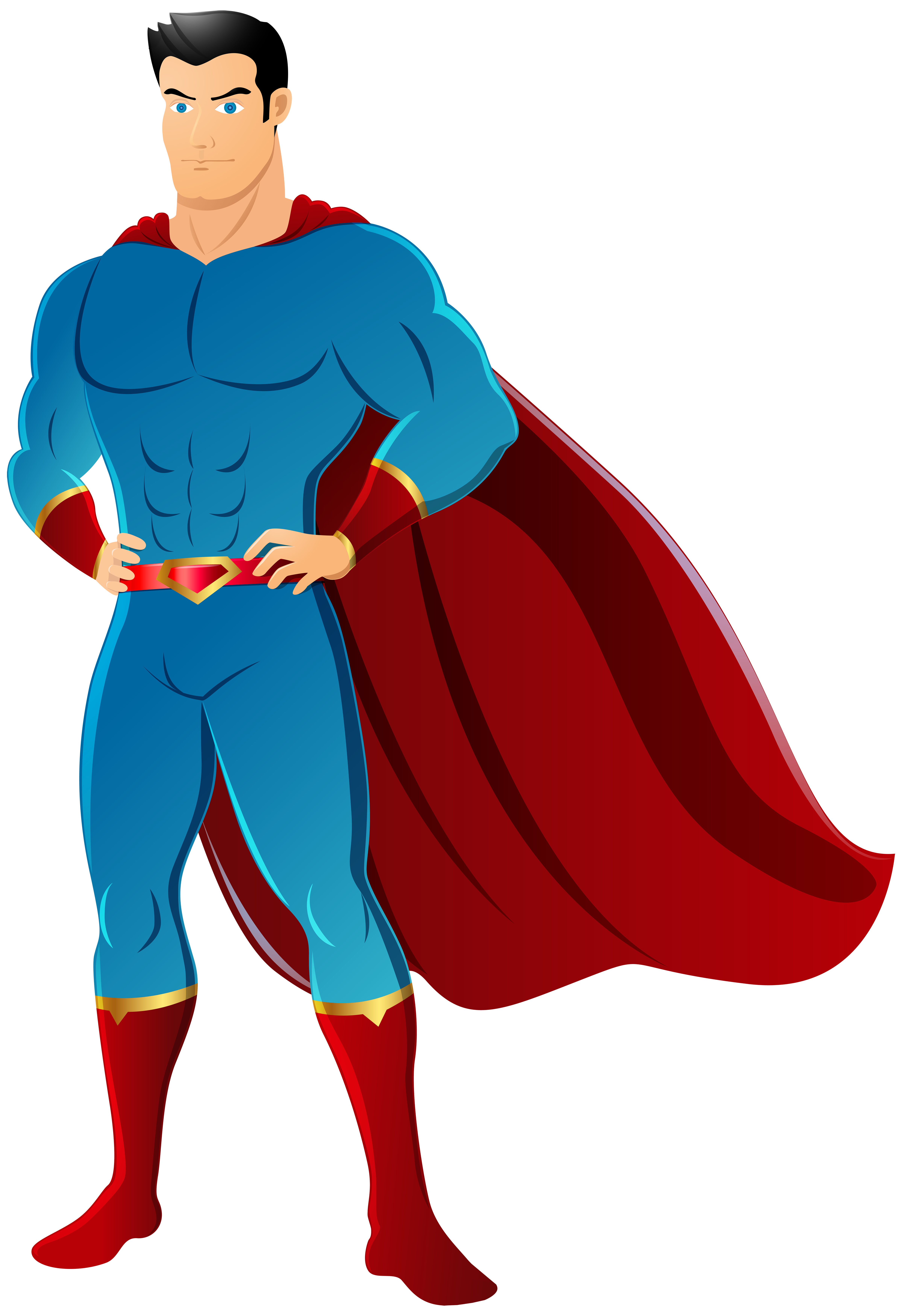 Superman logo silhouette at. Costume clipart supe