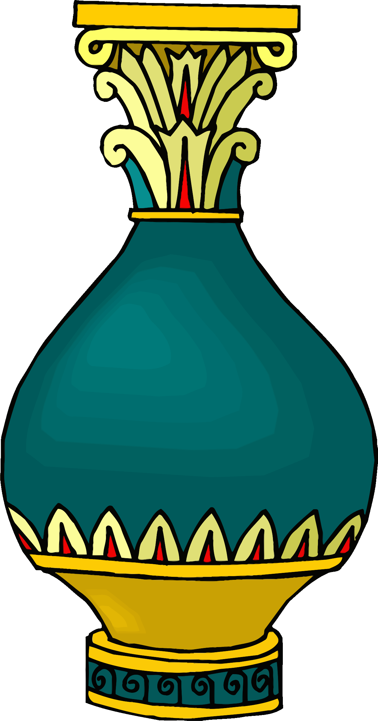 Clipart images vase. Big image png