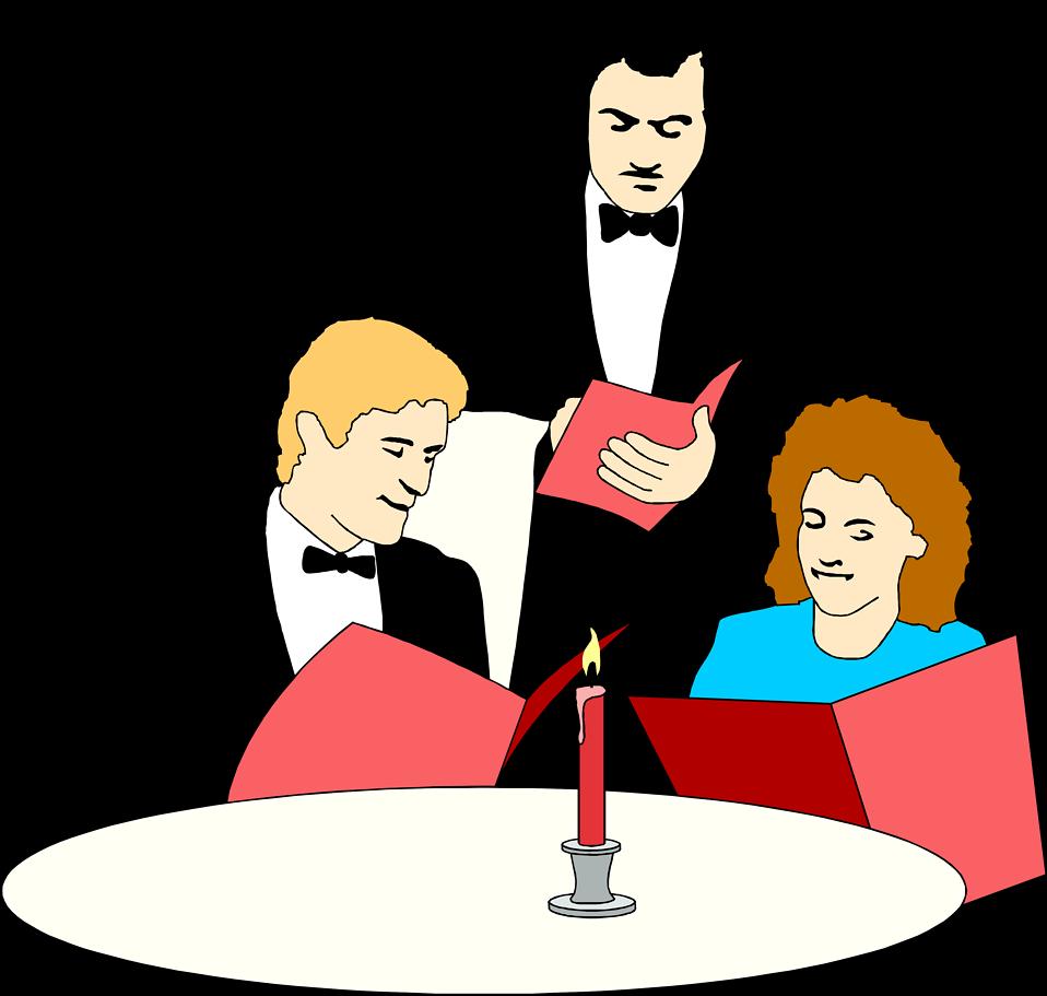 Waitress clipart restaurant hostess.  collection of waiter