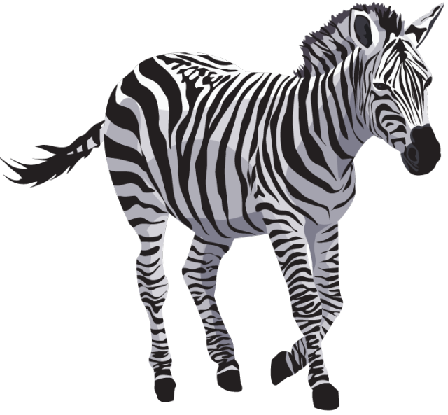 Clipart zebra logo. Png by yotoots on