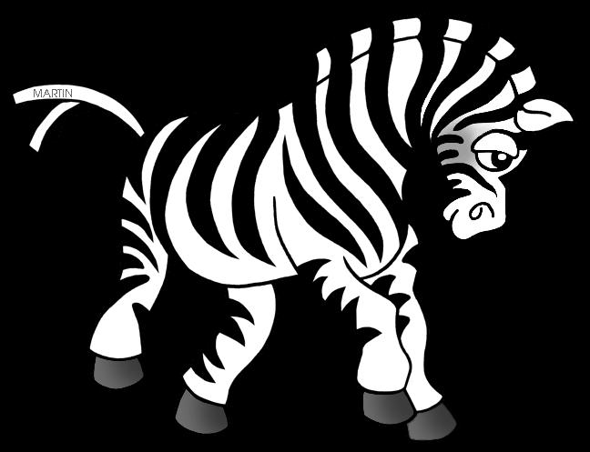 Clipart zebra drawn. Page of clipartblack com