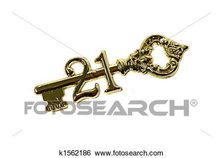 st portal. Clipart key 21 birthday