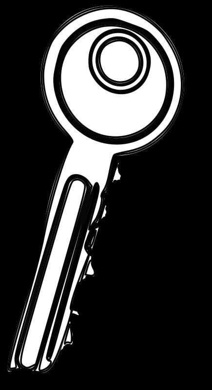 Free stock photo illustration. Clipart key 21 birthday