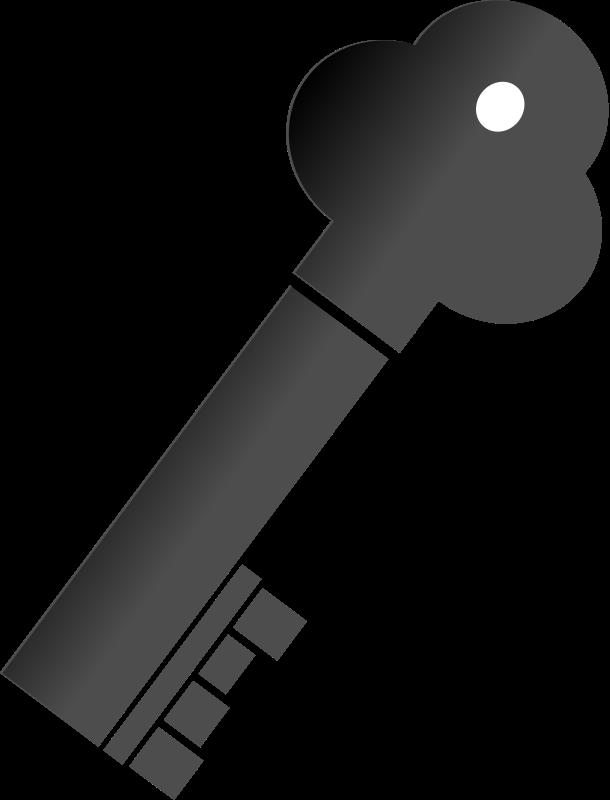 Clipart key 21 birthday. Free stock photo illustration