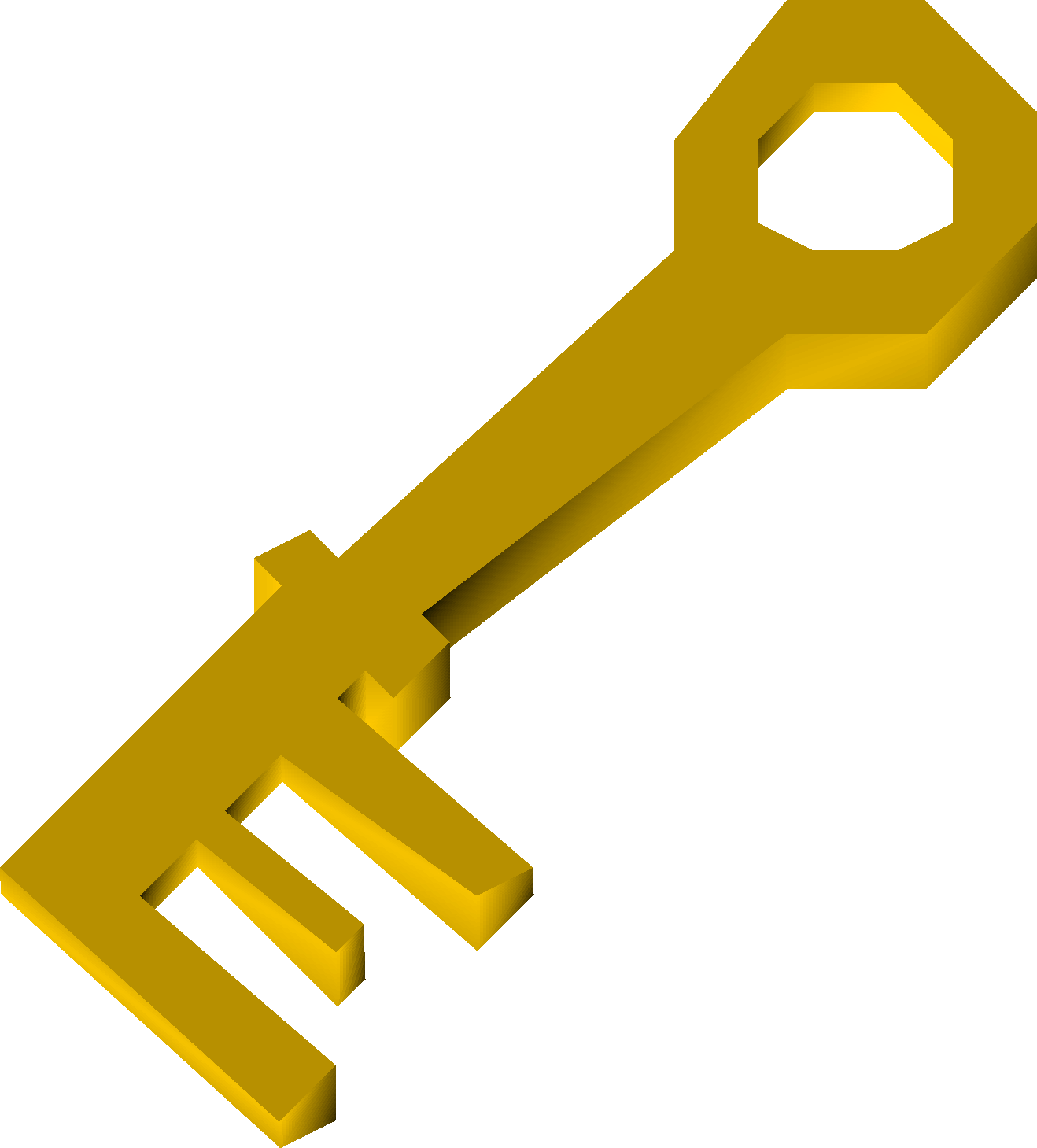 List of keys old. Gnome clipart mining