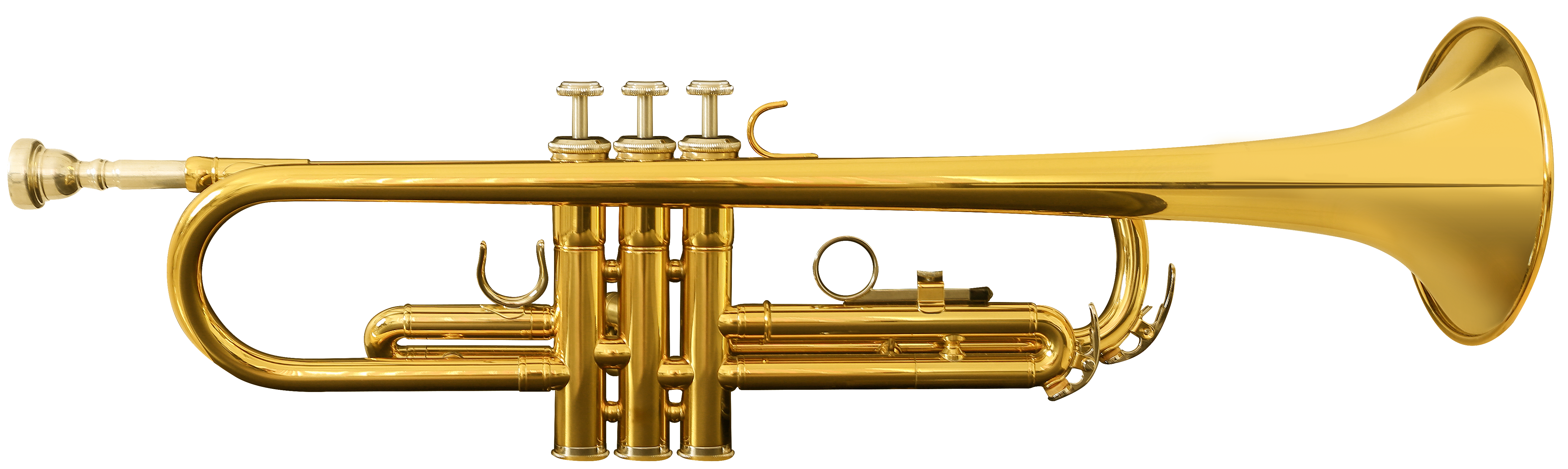 Clipart key brass. Trumpet transparent clip art