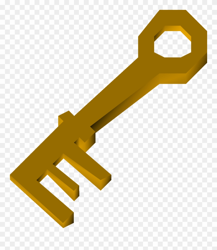 Clipart key brass. The is that obtained
