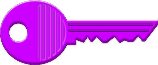 Free images download clip. Keys clipart colorful key