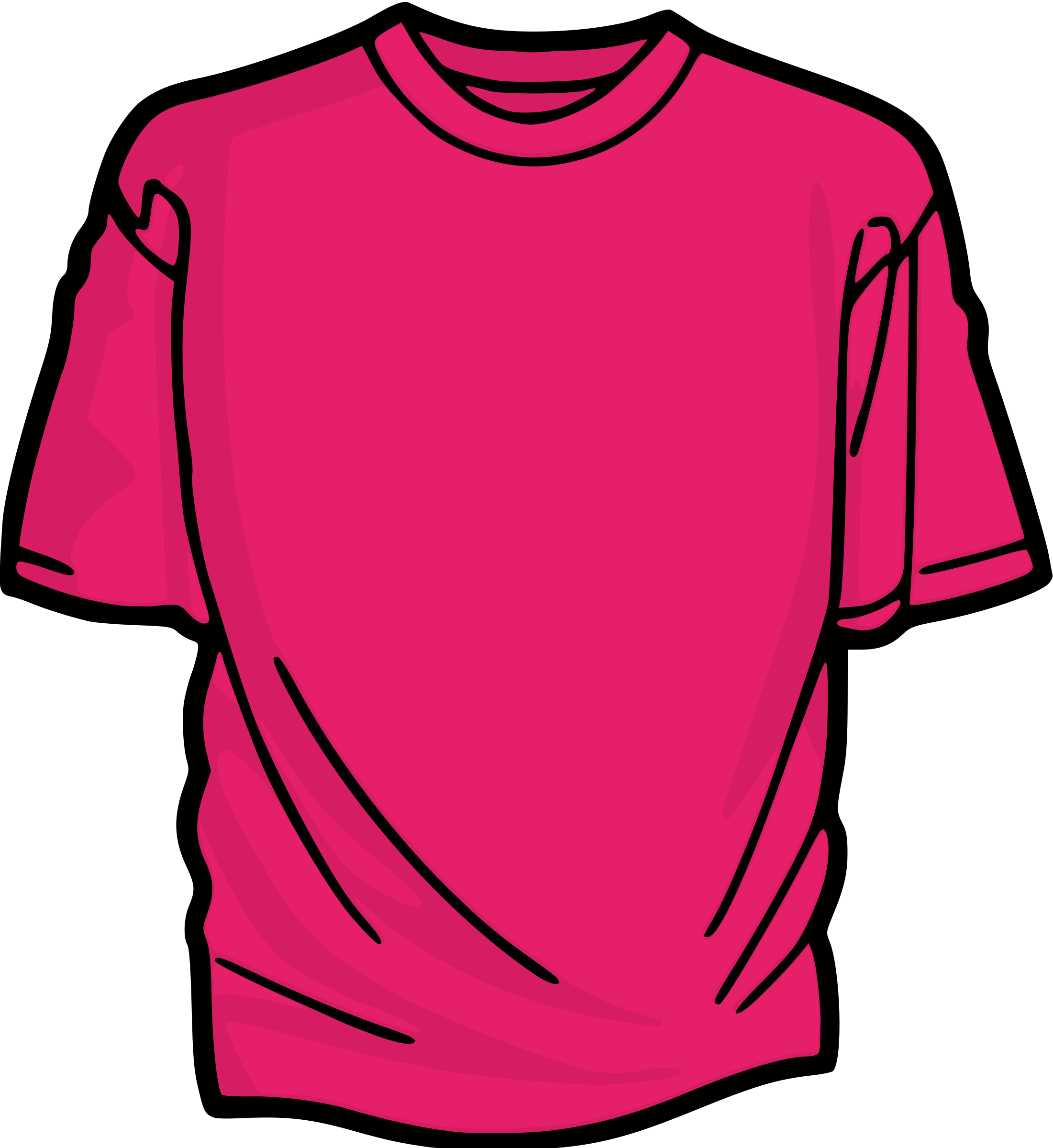 Pink clipart shark. Colored tshirt frames illustrations