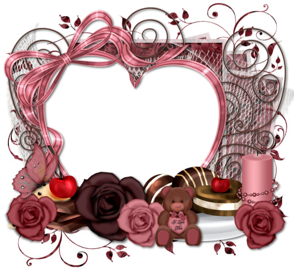 Art e tutos choco. Gothic frame png