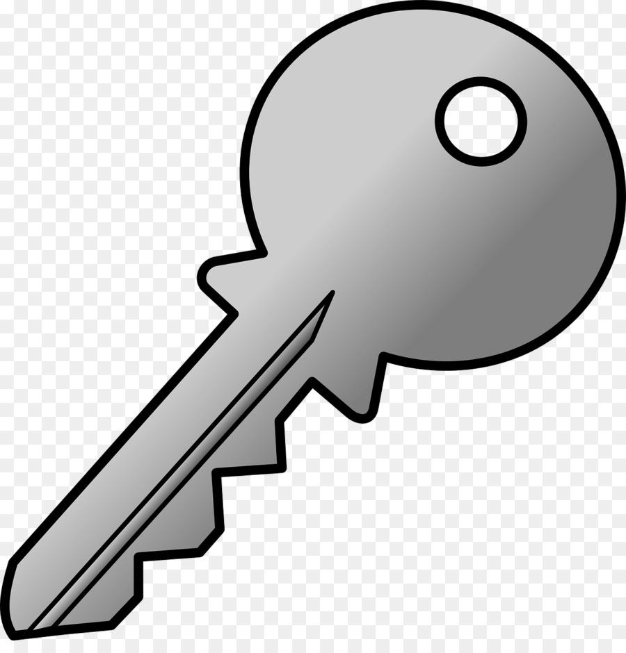 Clipart key gray. Hand cartoon door lock