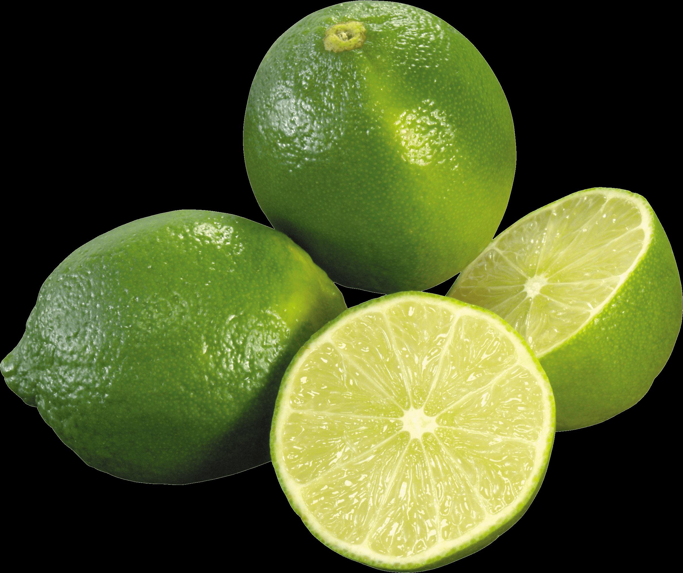 Lemons clipart fruit. Three green transparent png