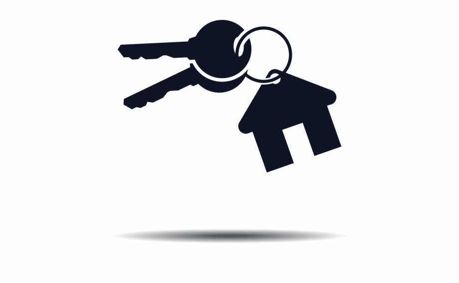 Clipart key house key. Logo computer wallpaper silhouette
