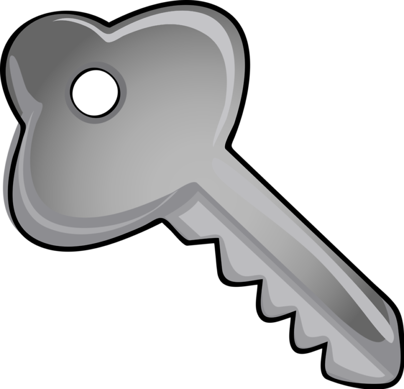 Best free key images. Keys clipart consistency