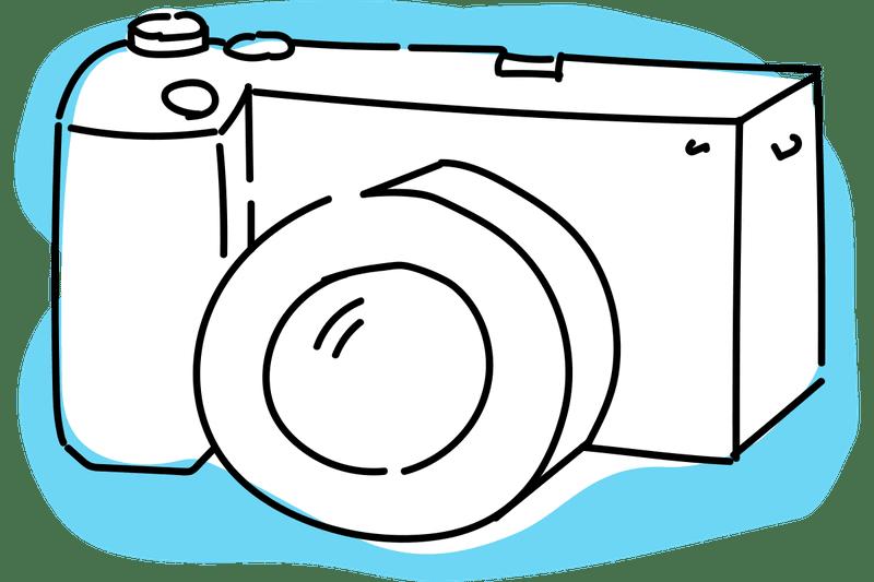 Flash clipart camera shot. Digital cameras key concepts