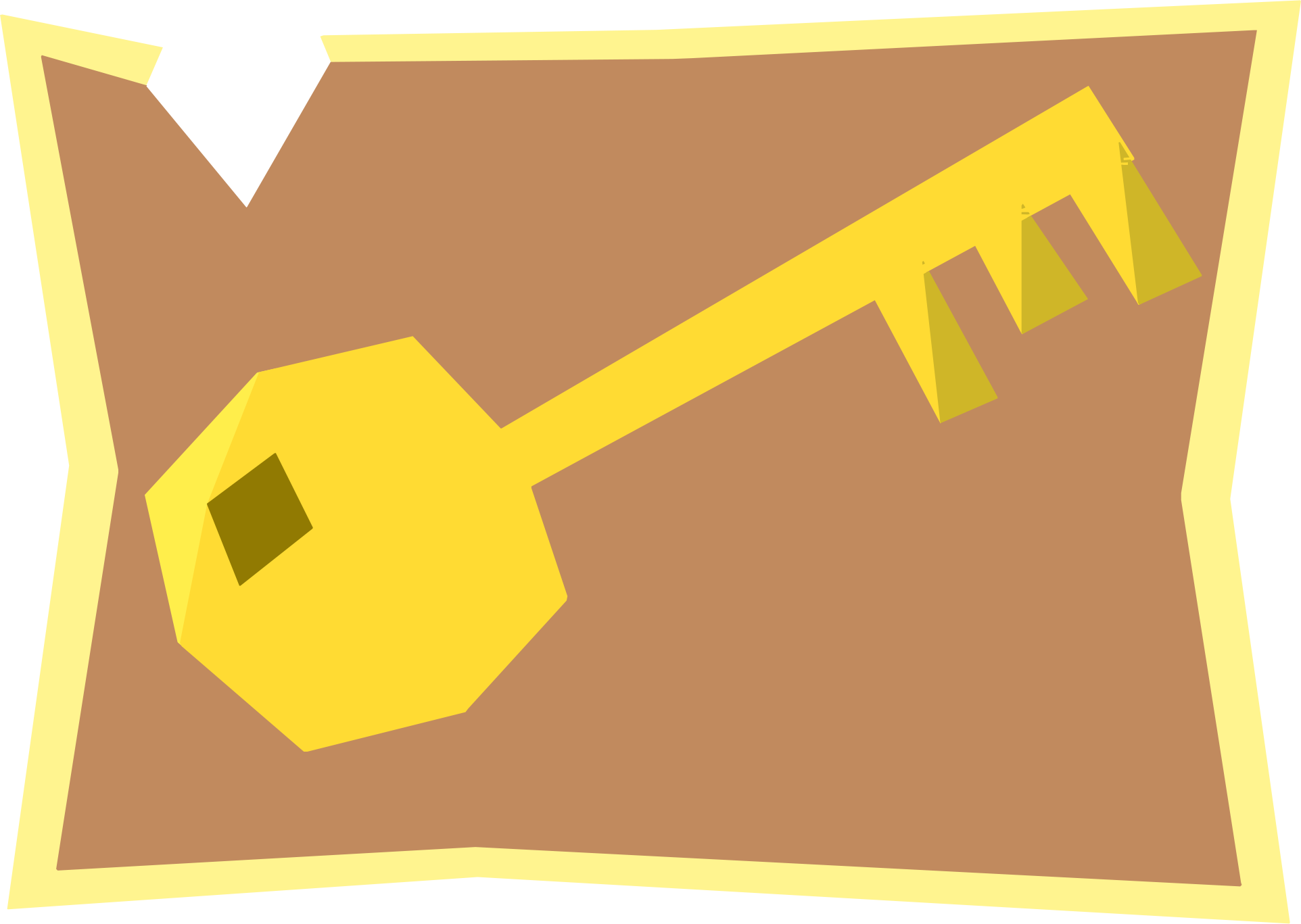 Treasure clipart treasure key. Token runescape wiki fandom