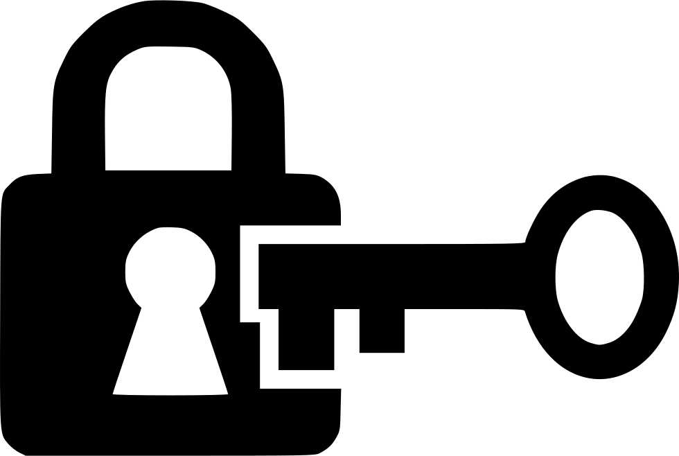 lock clipart lock and key