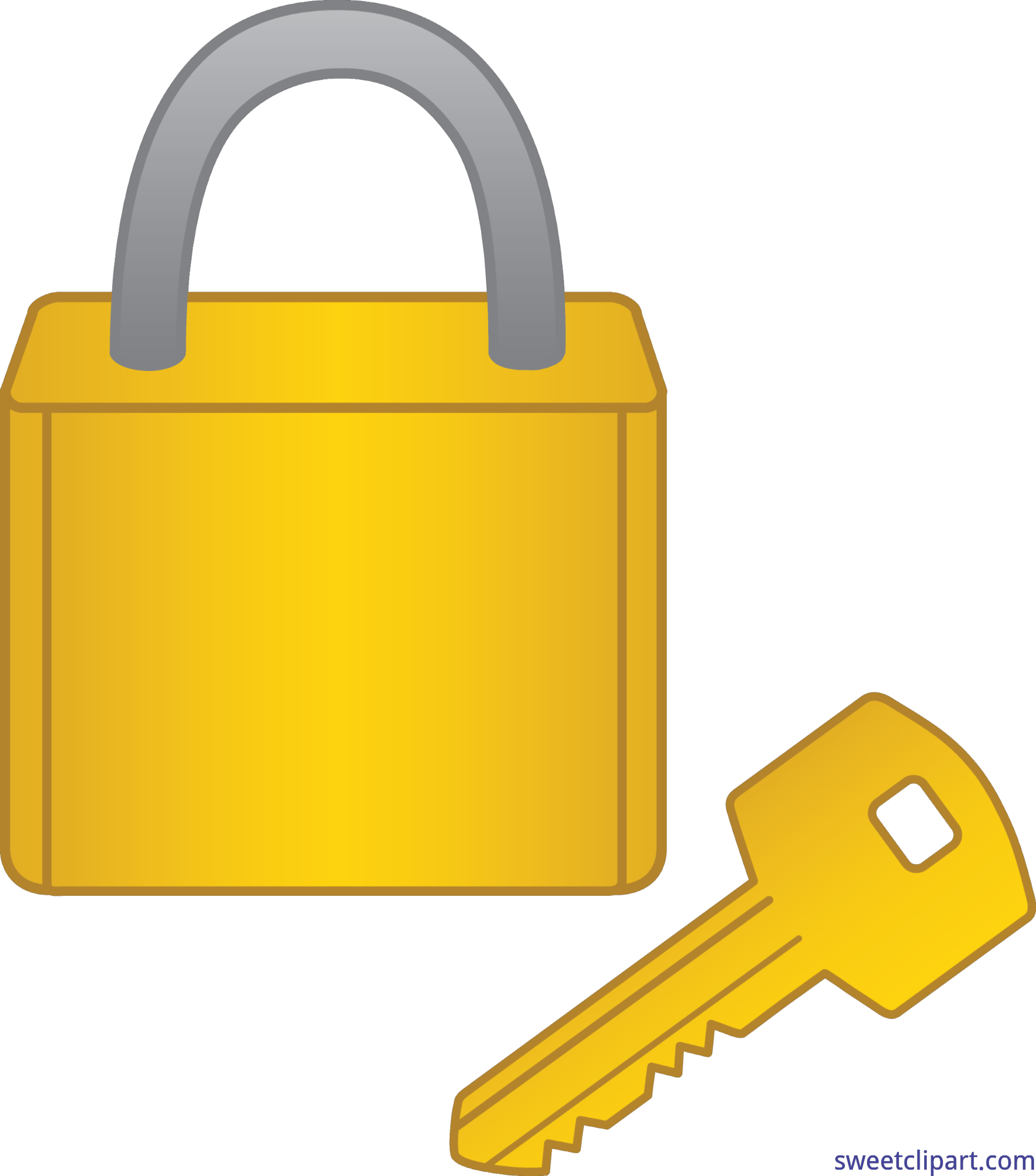 And key clip art. Lock clipart privacy