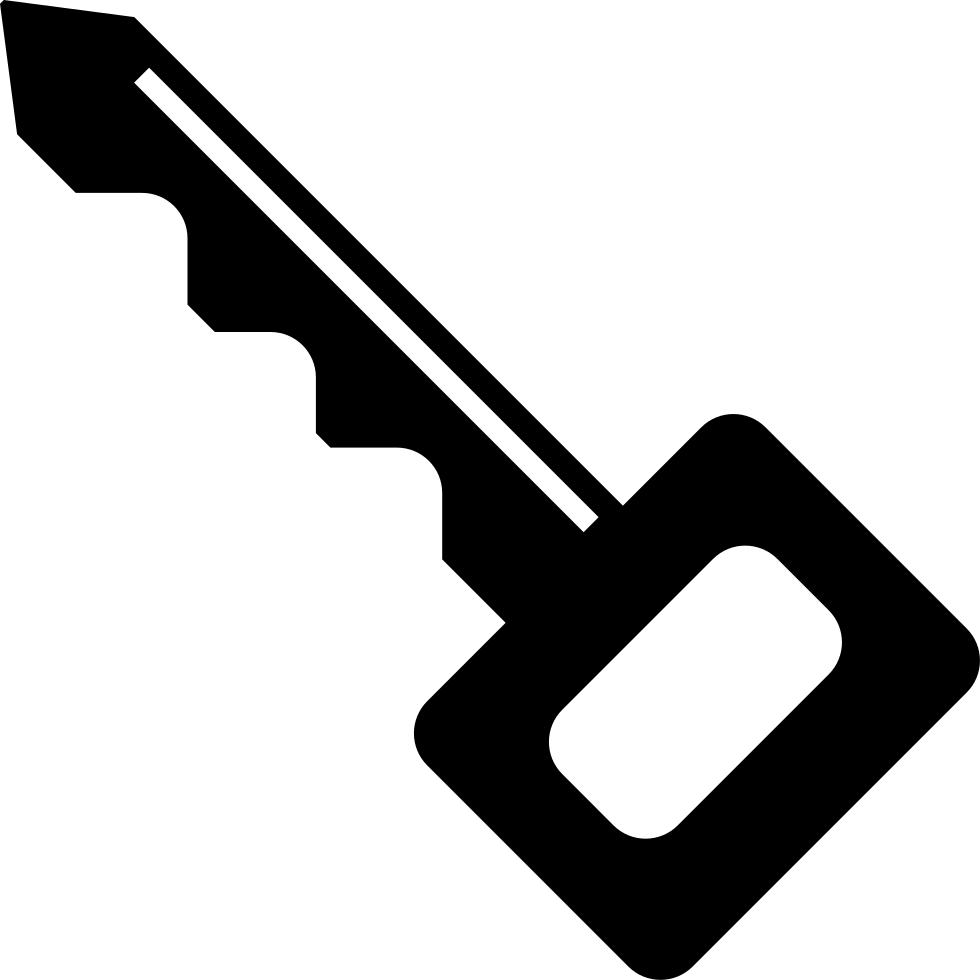 Svg png icon free. Clipart key key shape