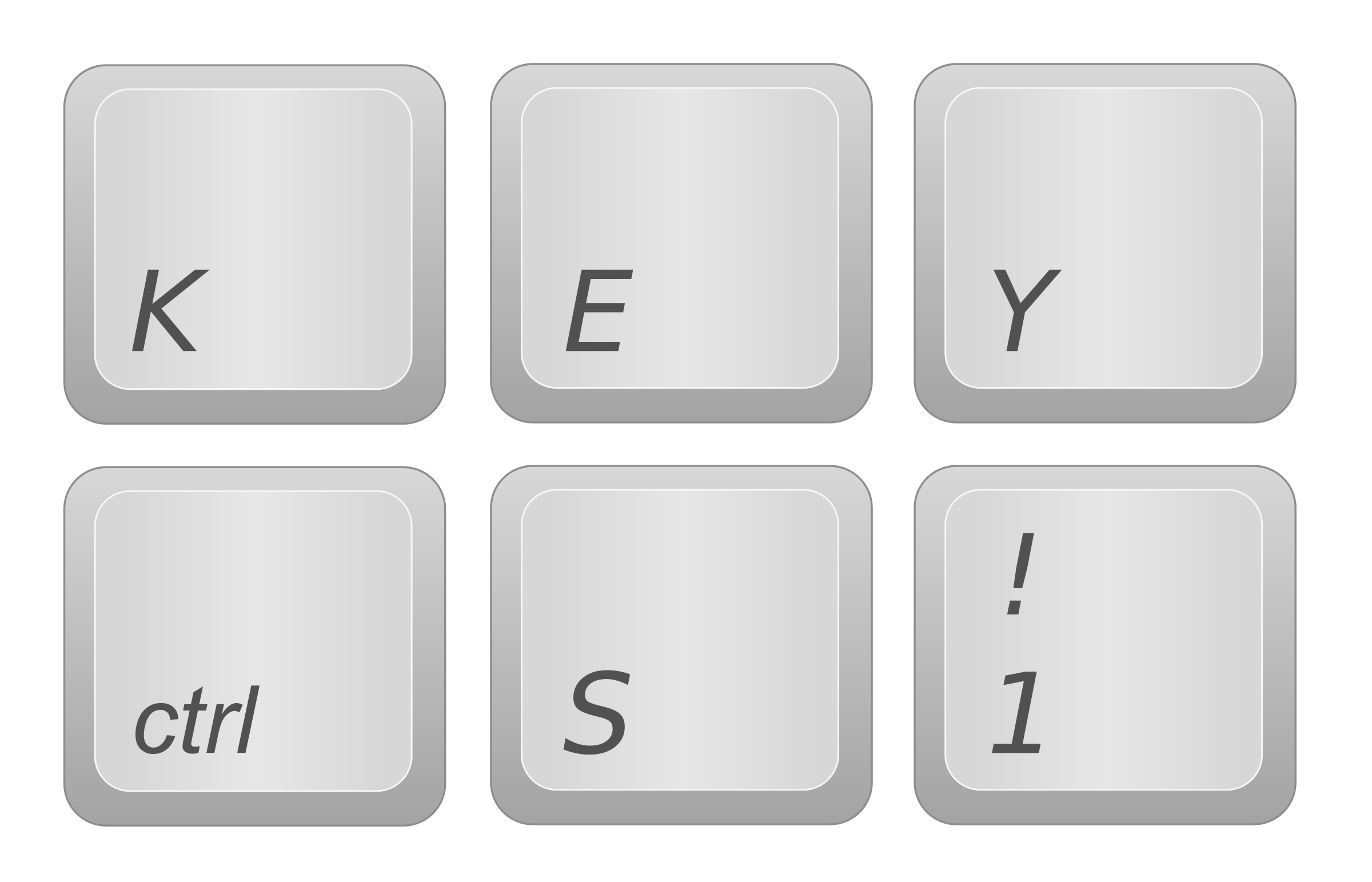 Keyboard. Keys clipart key detail