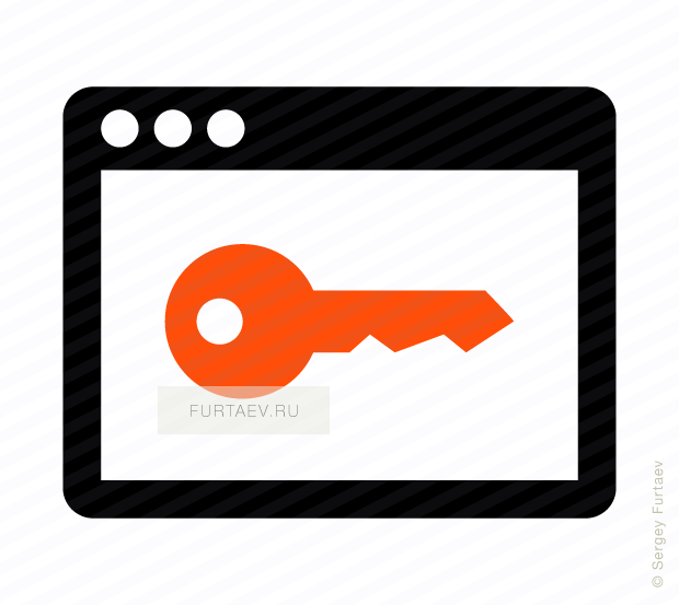 Clipart key keyhole. App license vector icon