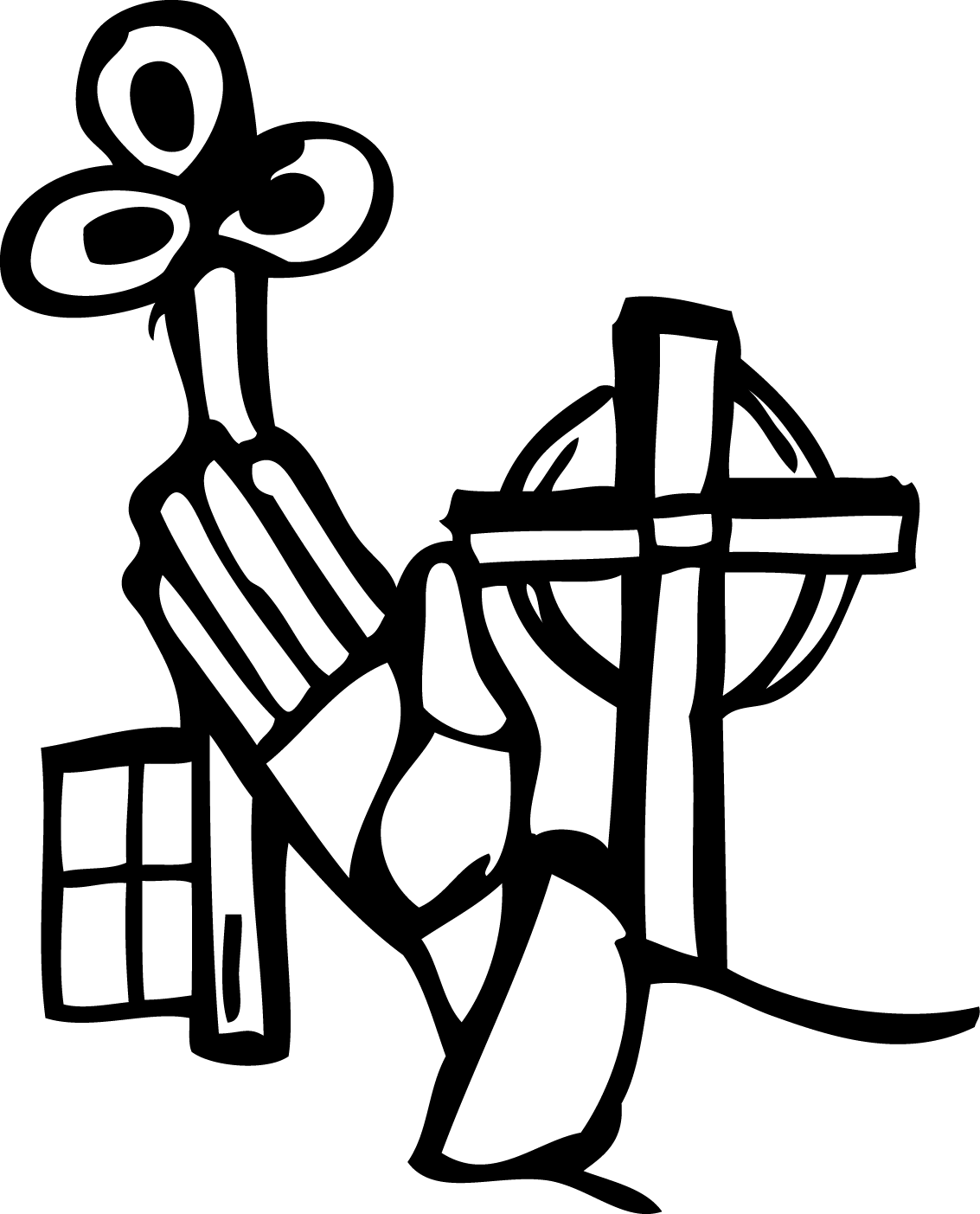 Funeral clipart confirmation. Key holy orders panda
