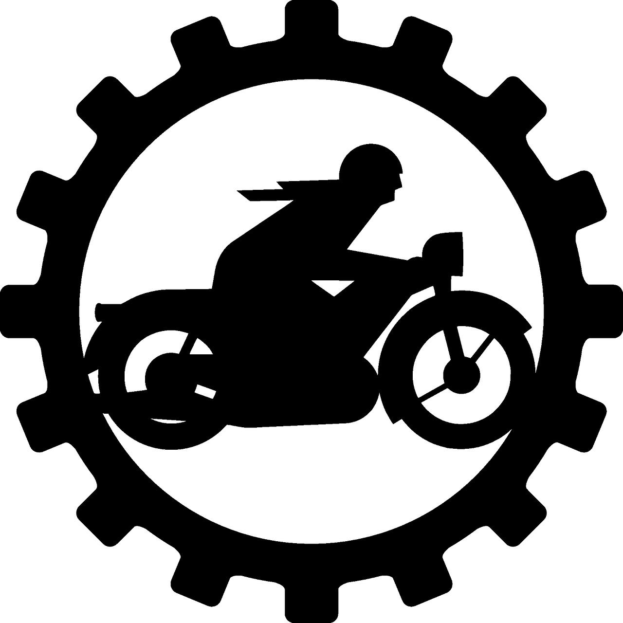 Imagini pentru yamaha logo. Motorcycle clipart silhouette