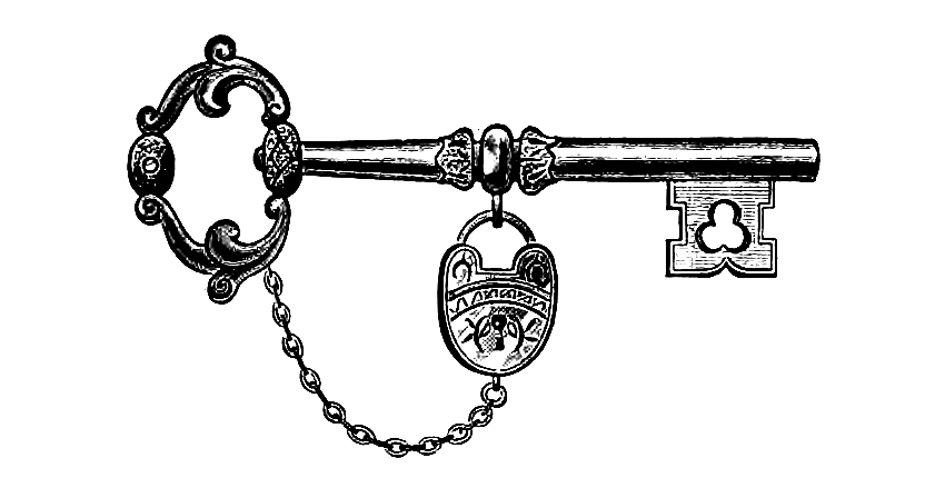 Keys clipart old fashioned. Free key cliparts download