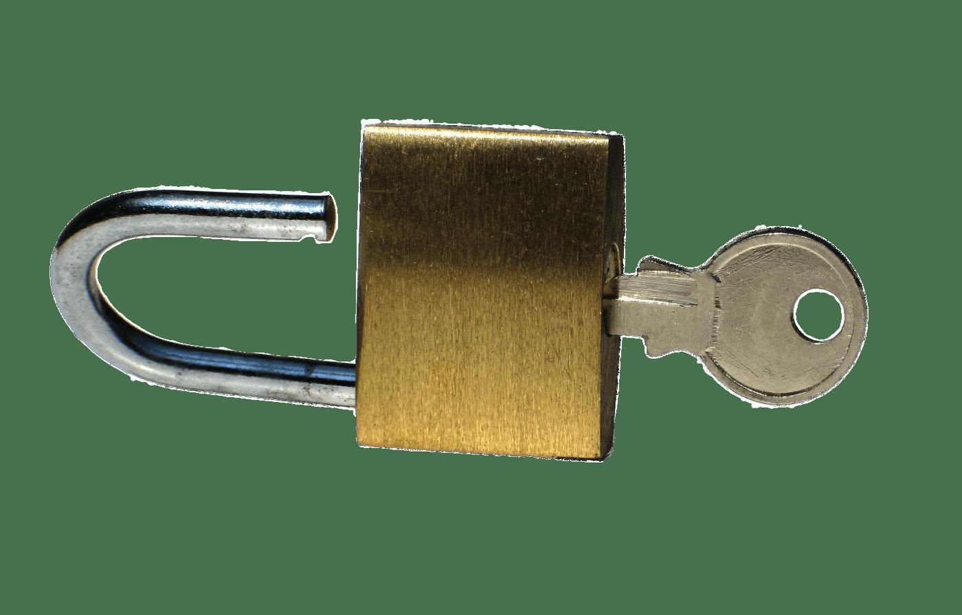 Open padlock transparent png. Lock clipart lock and key