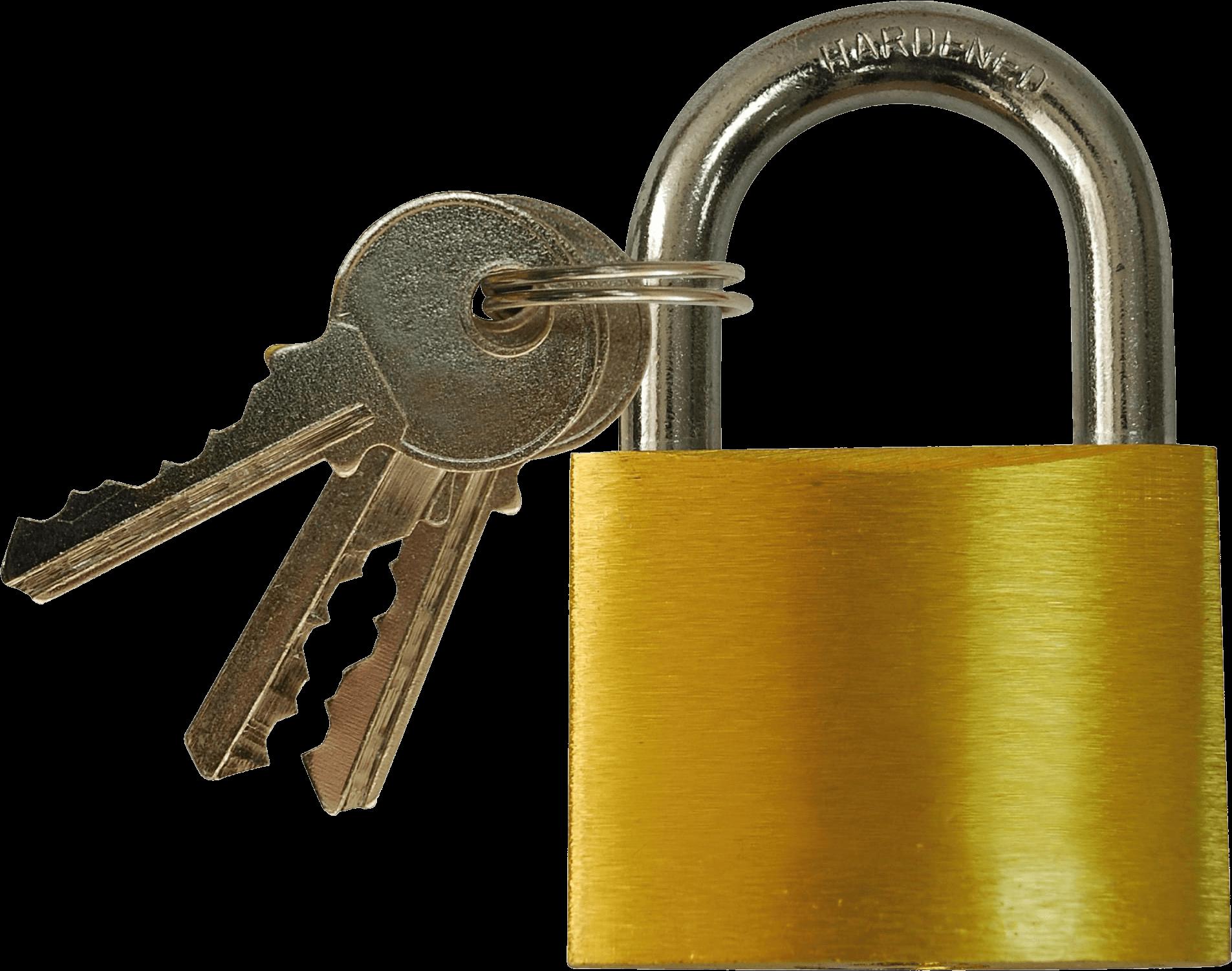 Lock clipart lock chain. Padlock and keys transparent