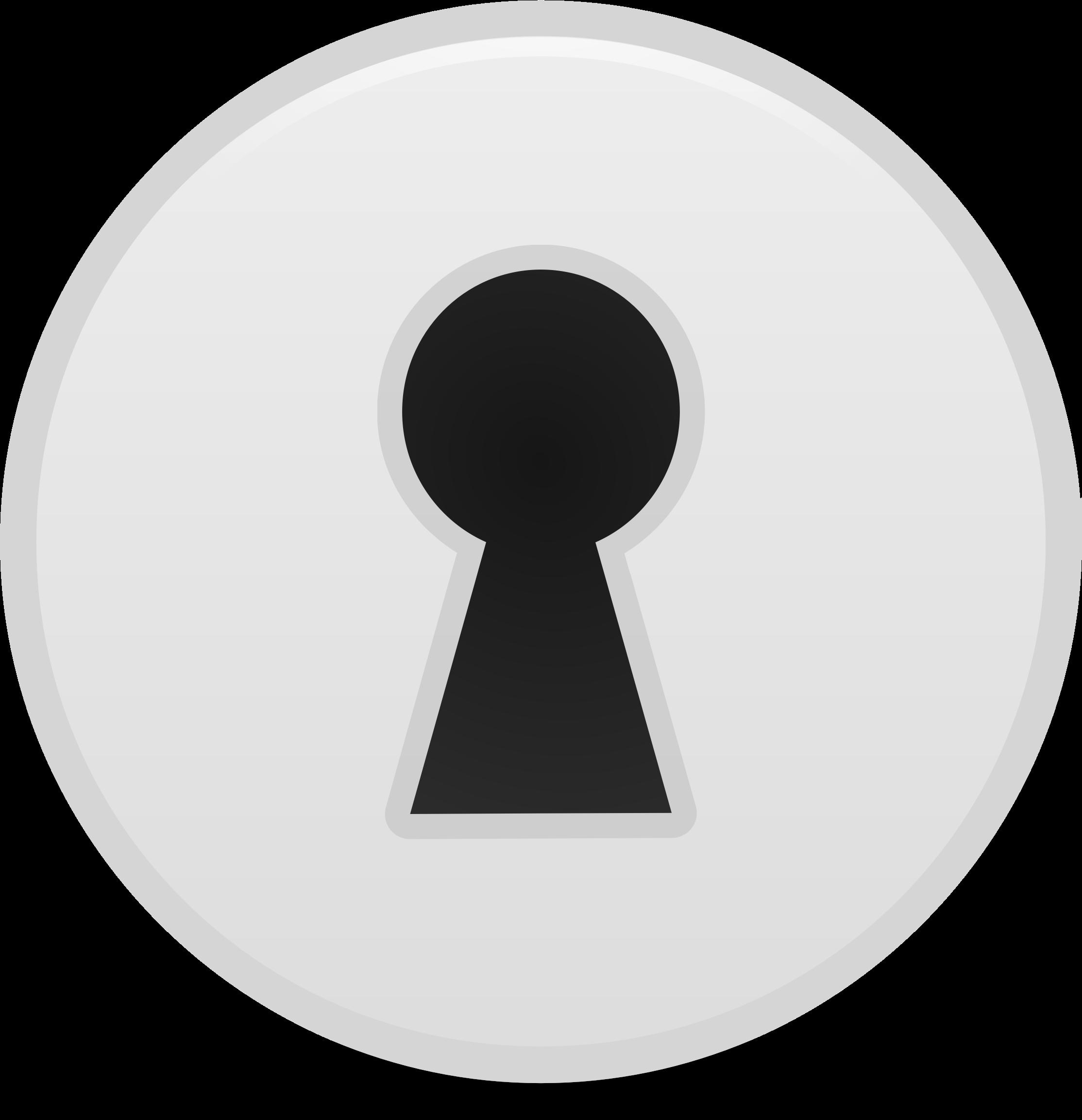 Key emblem big image. Keys clipart password
