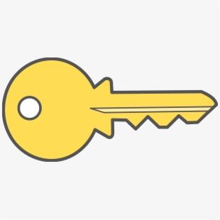 Key clipart small key. Free cliparts silhouettes cartoons